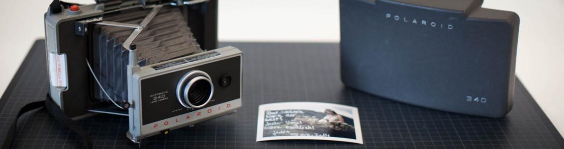 Polaroid Landcamera – der dritte Teil!